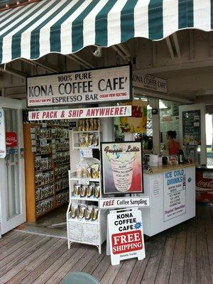 ‪Kona Coffee Cafe‬