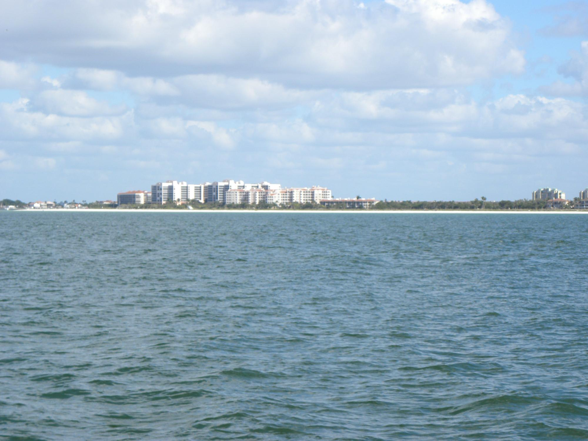 Marco Island from the Marco Island Princess