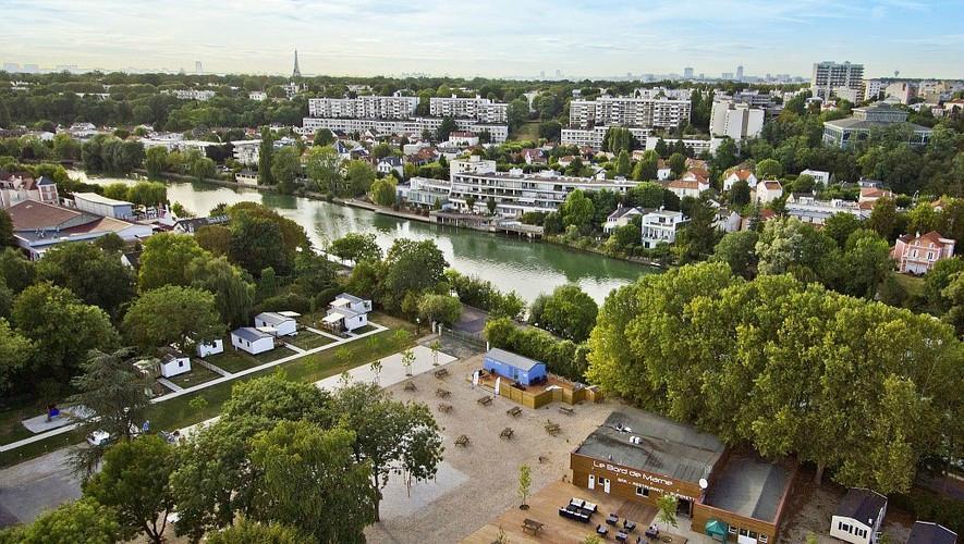 Camping Paris-Est