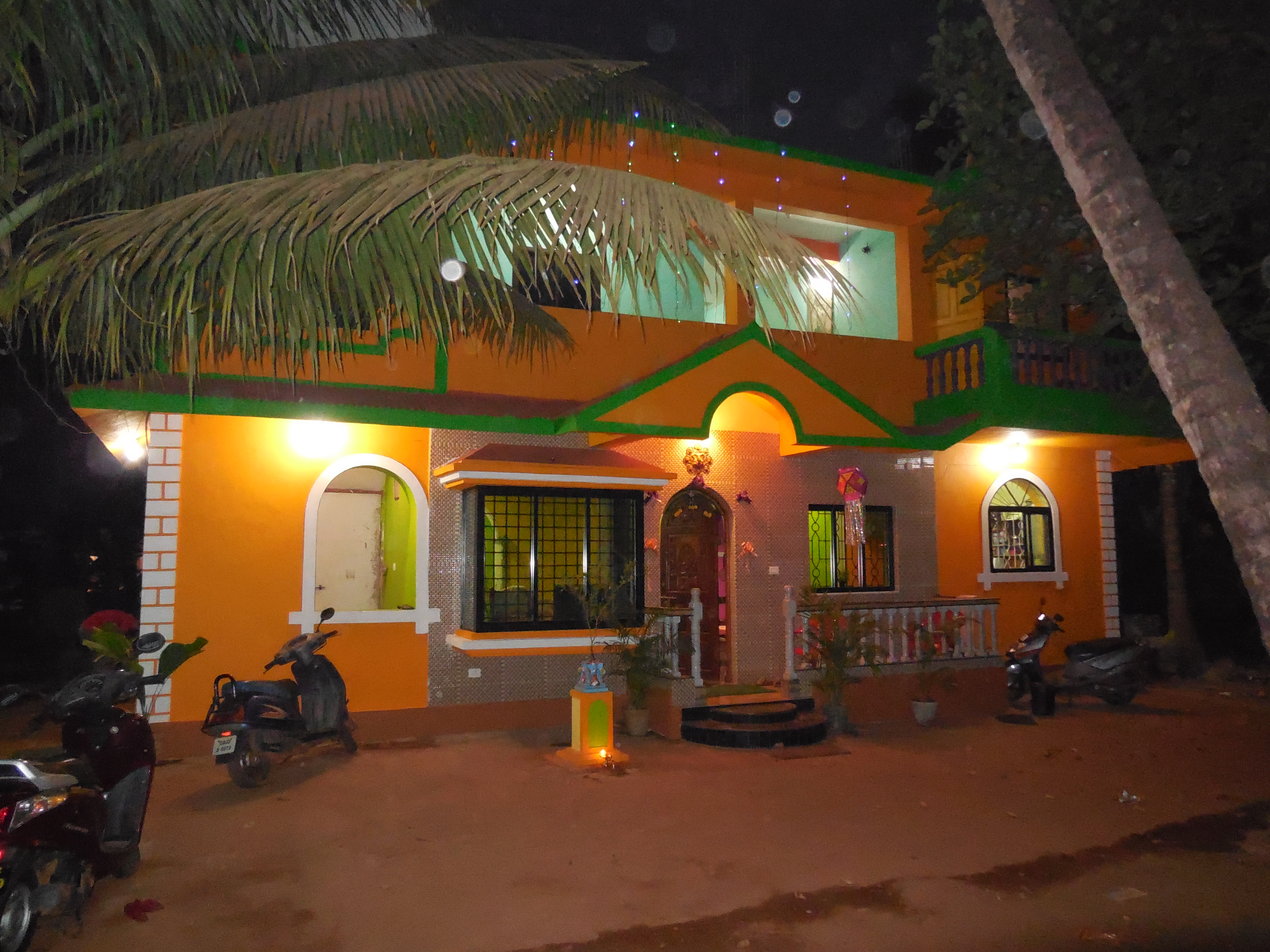 Wonderful Guest House In Goa Calangute Beach Part - 7: Subhash Guest House GoaCalangute Guesthouse Reviews S. Cyprians Guest House  Calangute Goa ...