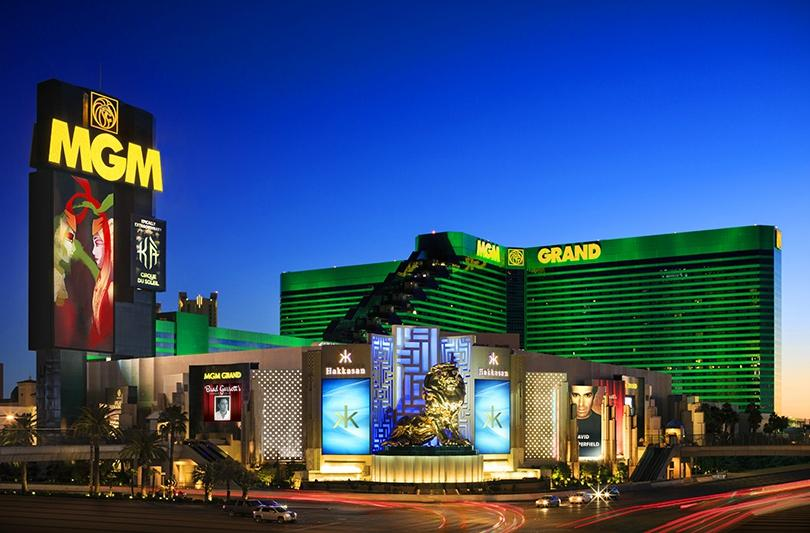 Hotel and casino review mgm grand casino sports book