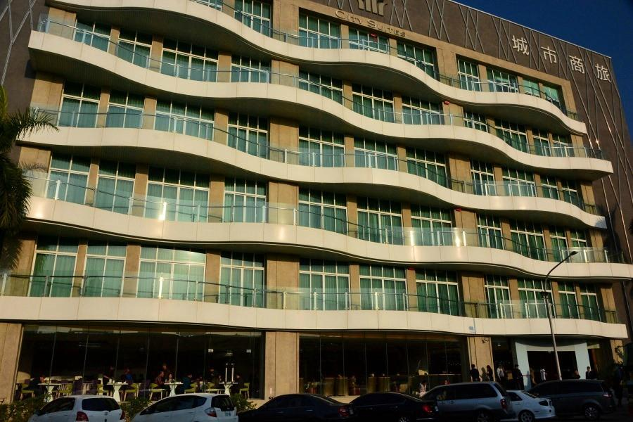 City Suites Kaohsiung Chenai
