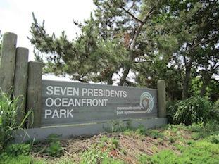 Seven Presidents Oceanfront Park