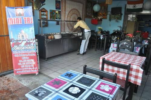 Mini Taj Cocina India