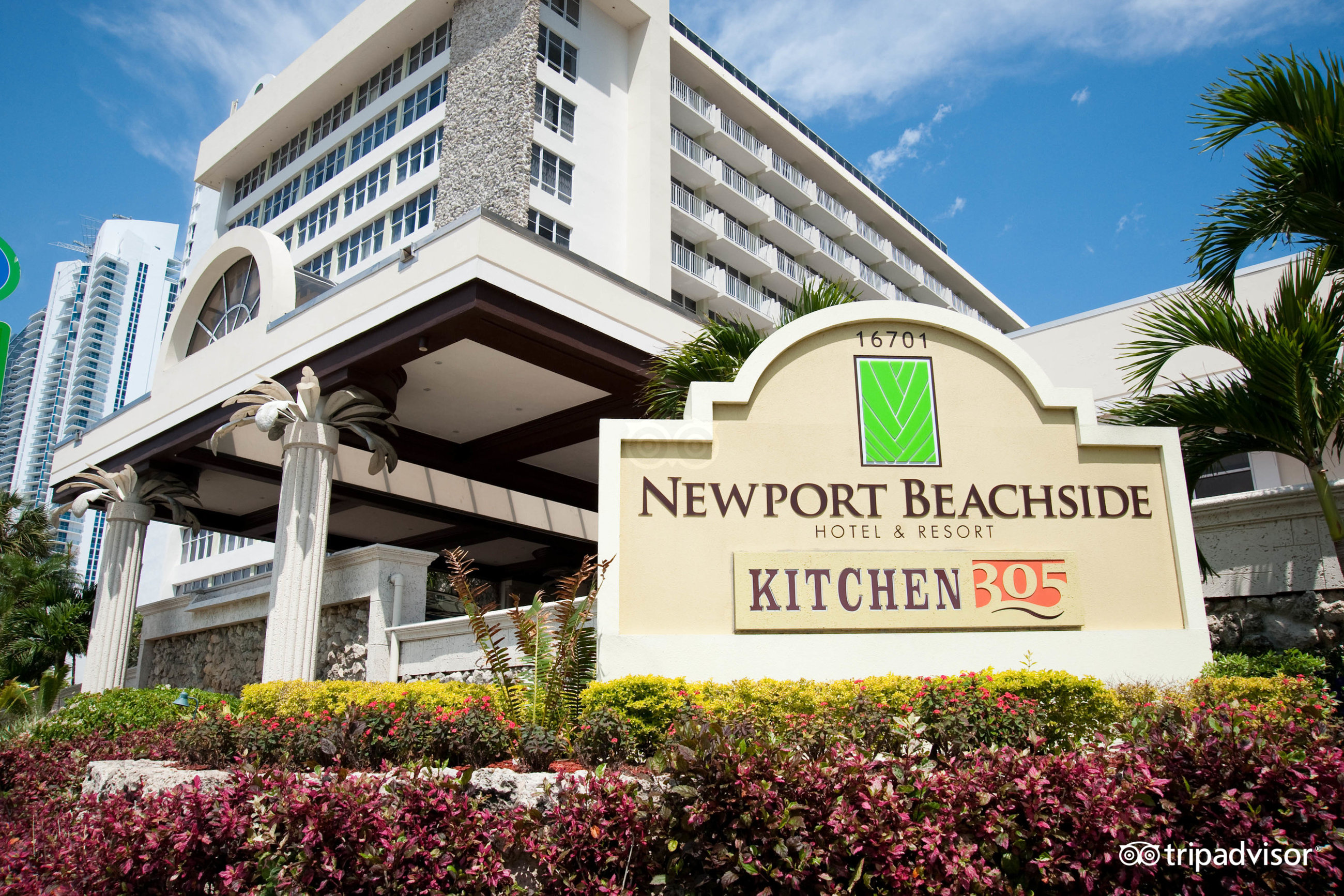 newport beachside hotel and resort (sunny isles beach, fl) 2017