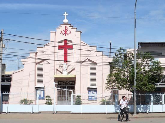 Tham Tuong Church