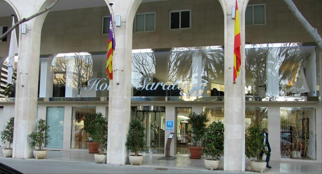 薩拉托加酒店
