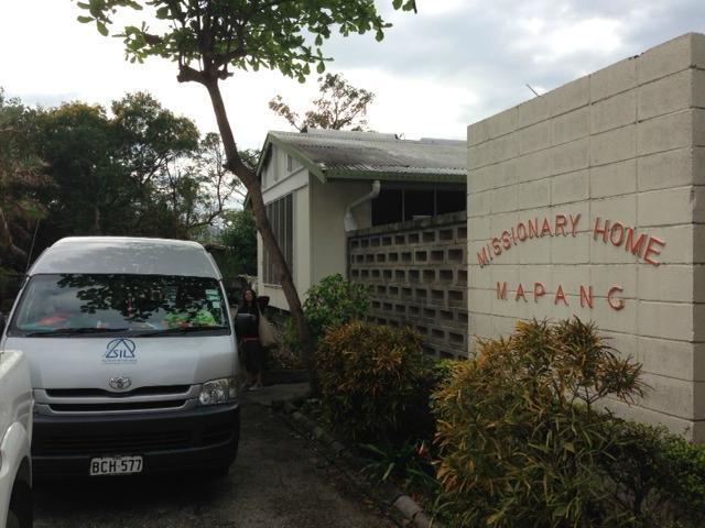 Missionary Home Mapang