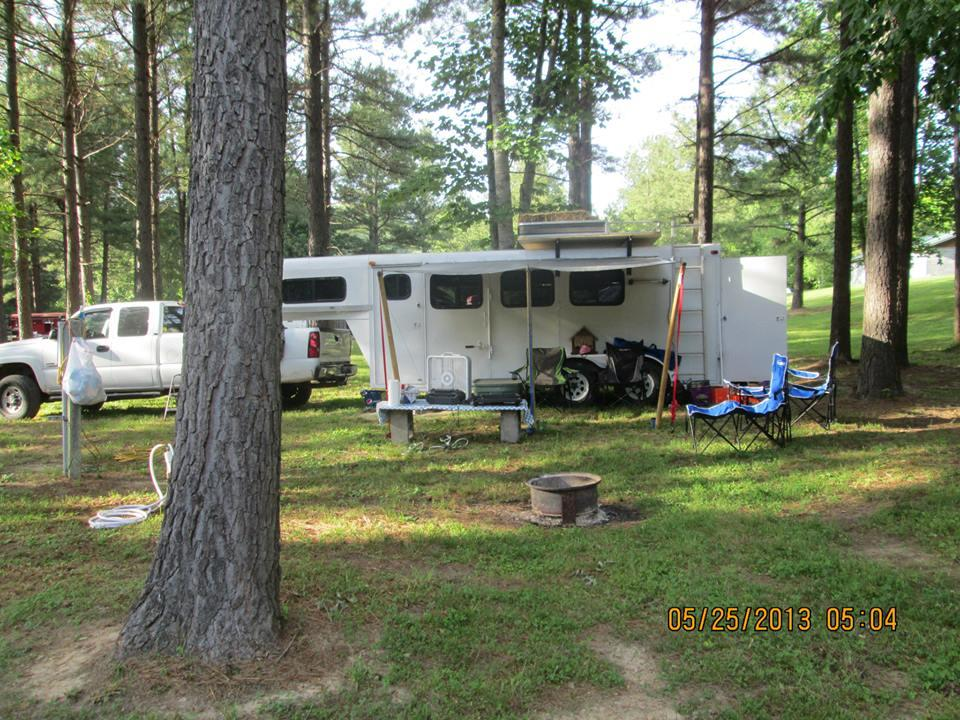 Many Cedars Campground and Trail Rides