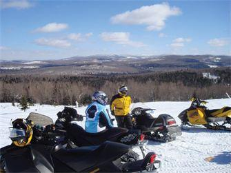 Northern NH Snowmobile Tours