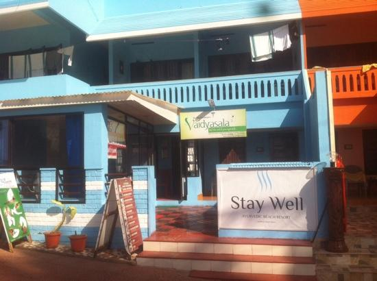 Stay Well Ayurvedic Beach Resort