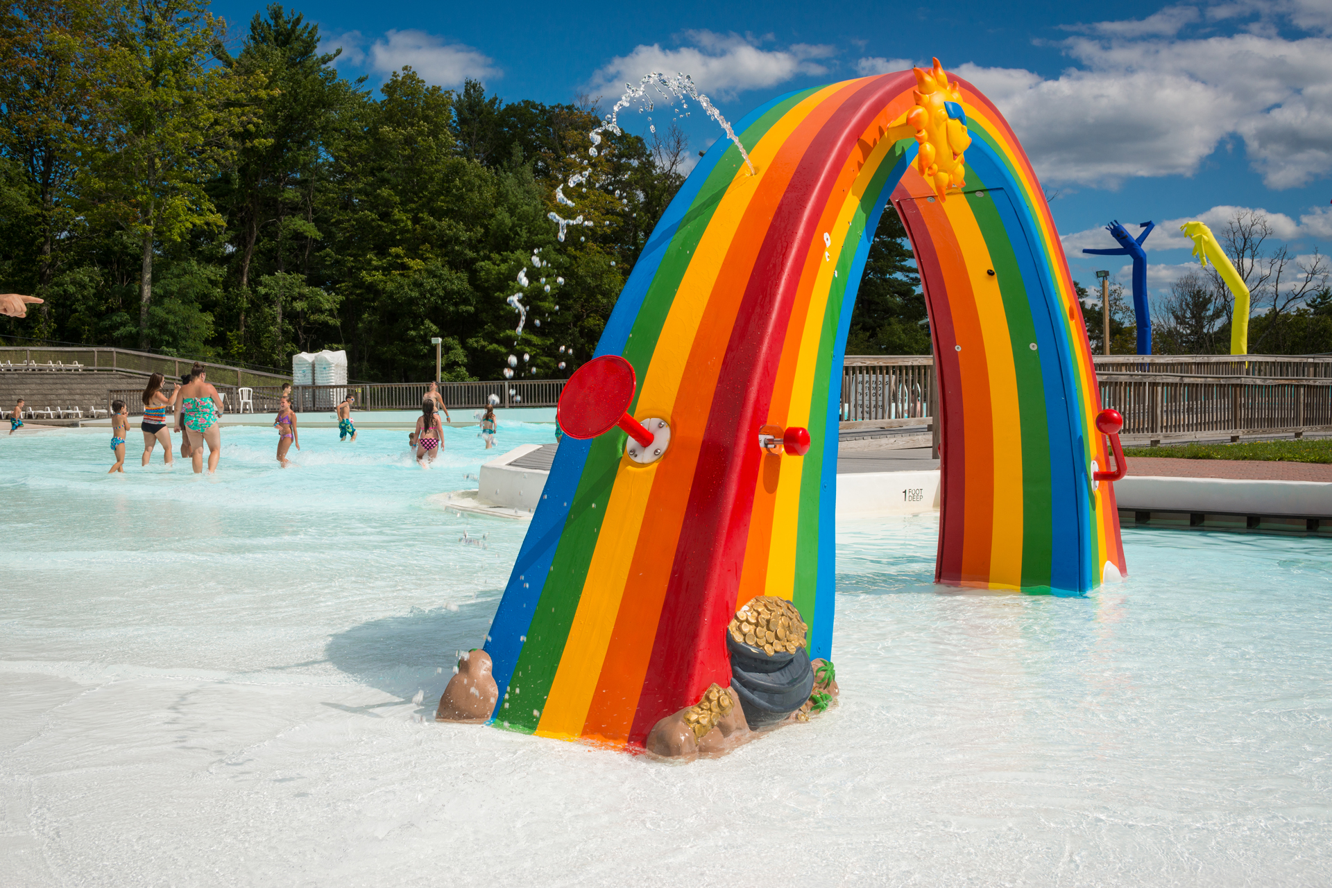 The Country Place Resort at Zoom Flume Water Park