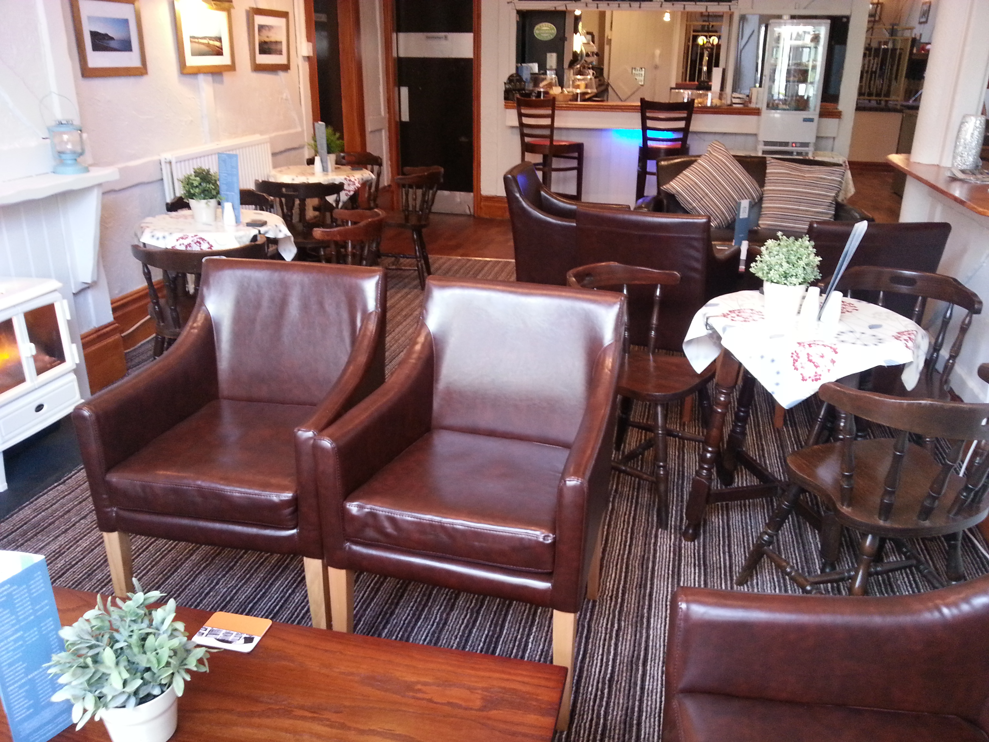 restaurants the farmhouse cafe in conwy with cuisine british