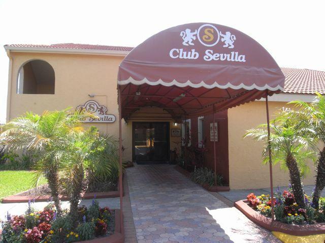 Sevilla casino club