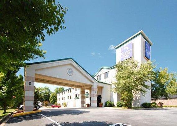 Sleep Inn at TD Convention Center
