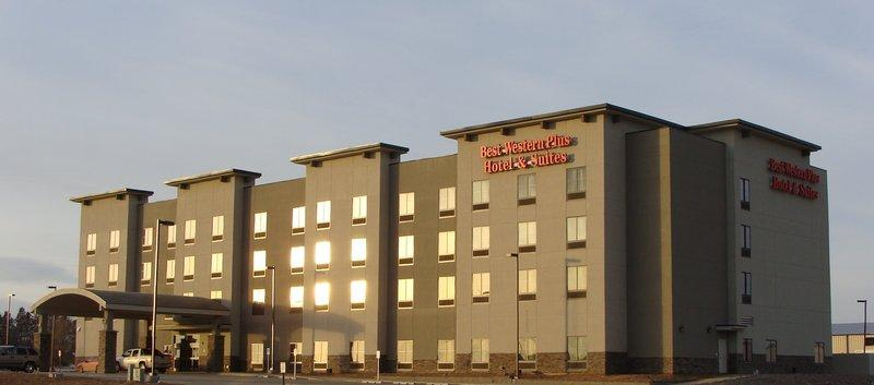 BEST WESTERN PLUS Williston Hotel & Suites