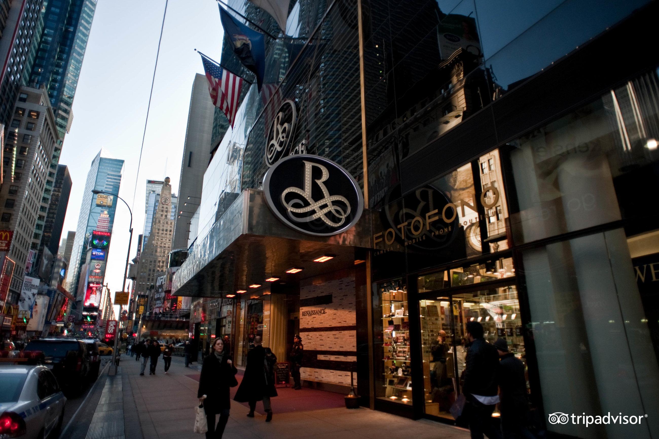 renaissance new york hotel times square ny 2018 review family