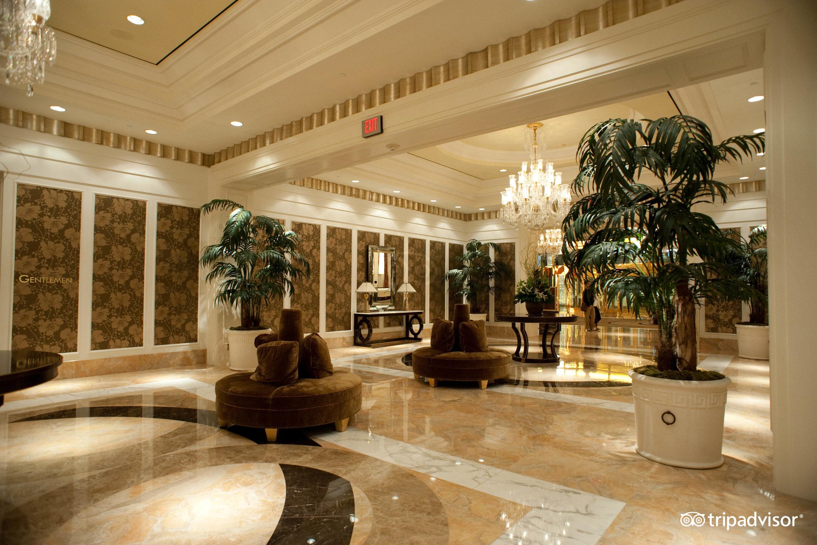 Trump International Hotel Las Vegas Nv 2017 Review