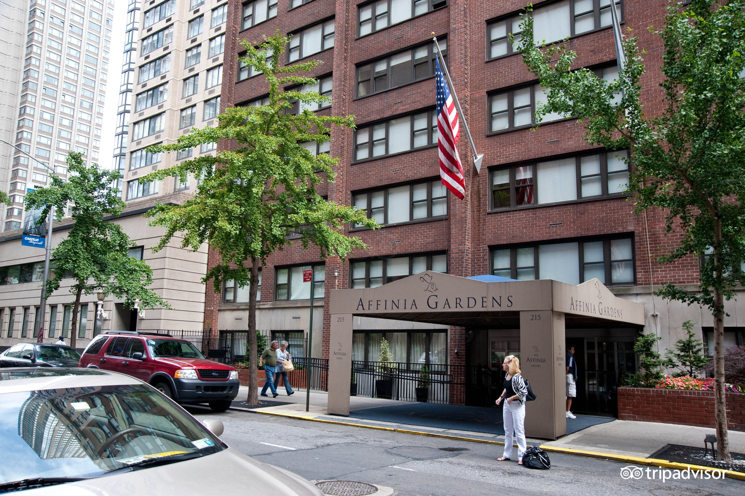 Great Gardens NYC   An Affinia Hotel (New York, NY) 2017 Review   Family Vacation  Critic