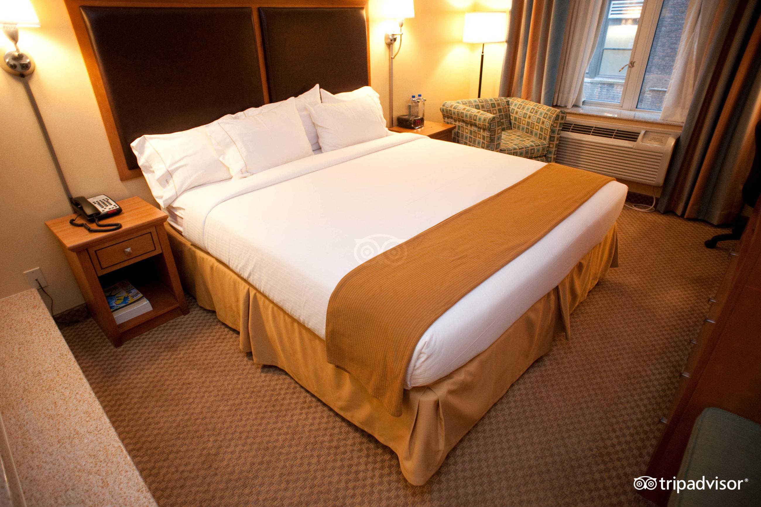 Holiday Inn Express NYC Madison Square Garden New York NY 2017