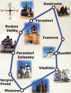 Russia Travel Group