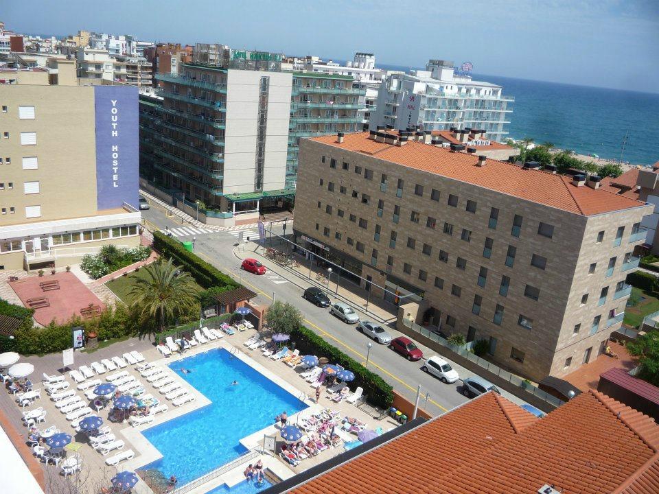 калелья испания отель каталония
