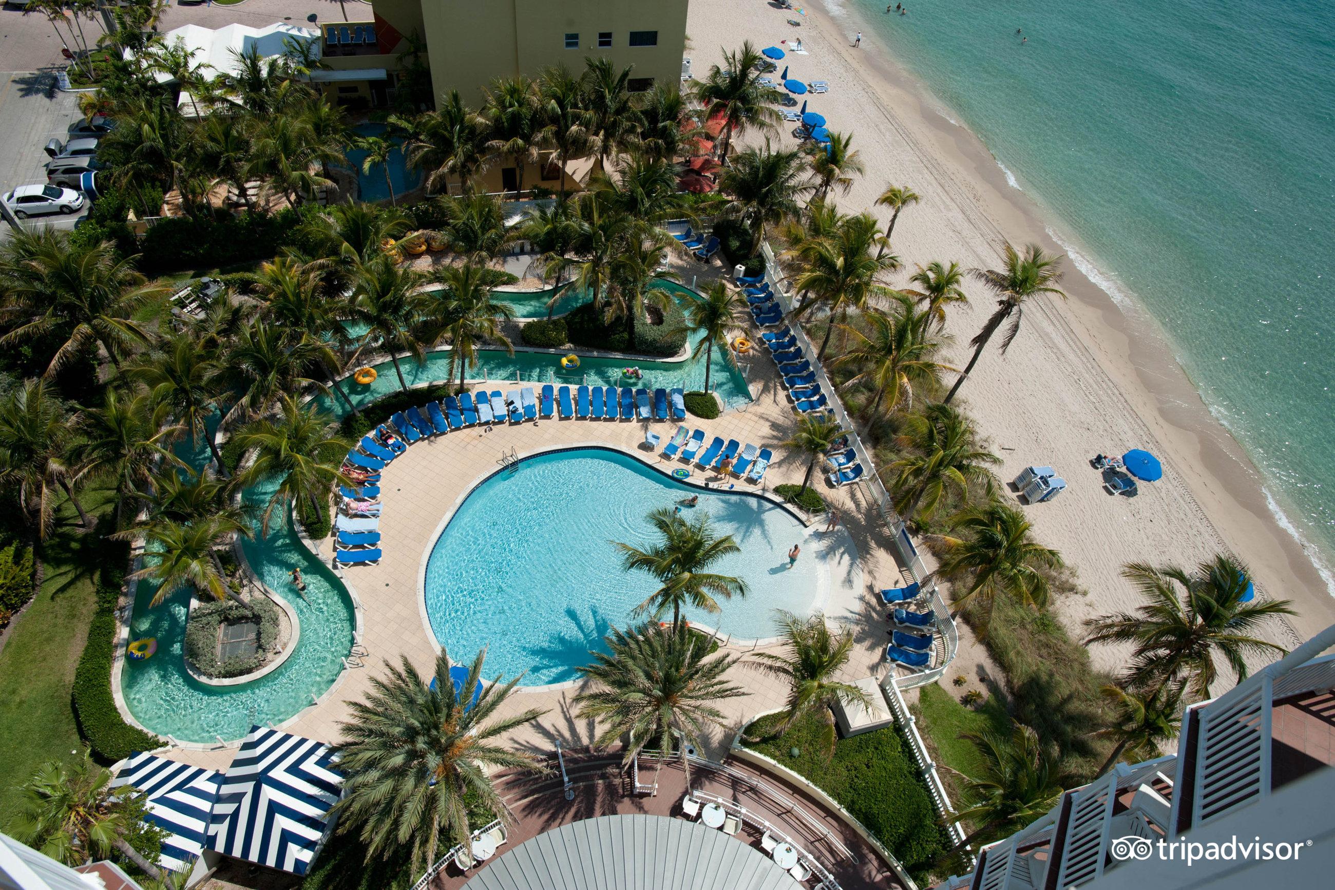 Pelican Grand Beach Resort Fort Lauderdale FL 2018 Review
