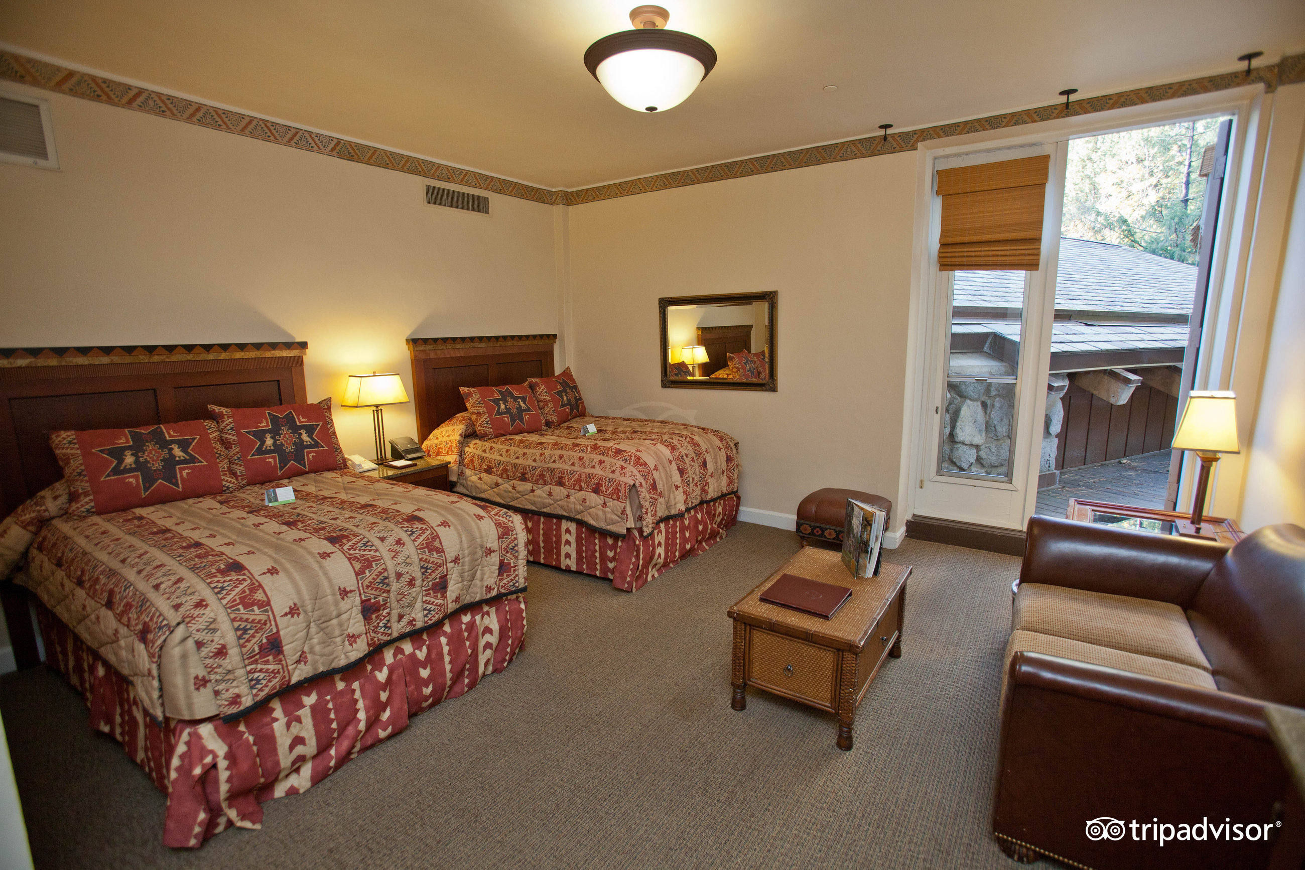 double occupancy room assigned by hotel at check in