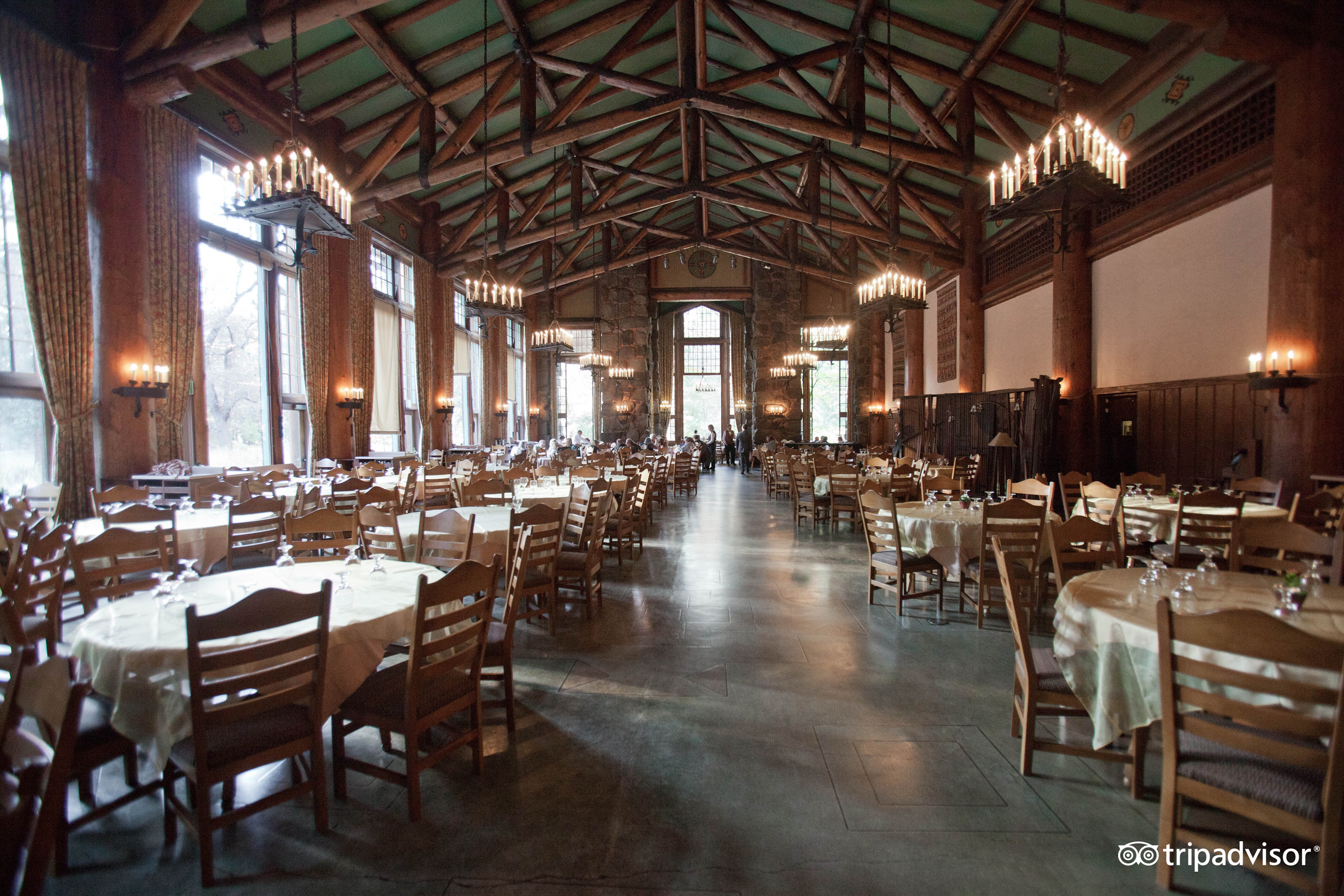 Ahwahnee Dining Room The Majestic Yosemite Hotel Yosemite National Park Ca 2017