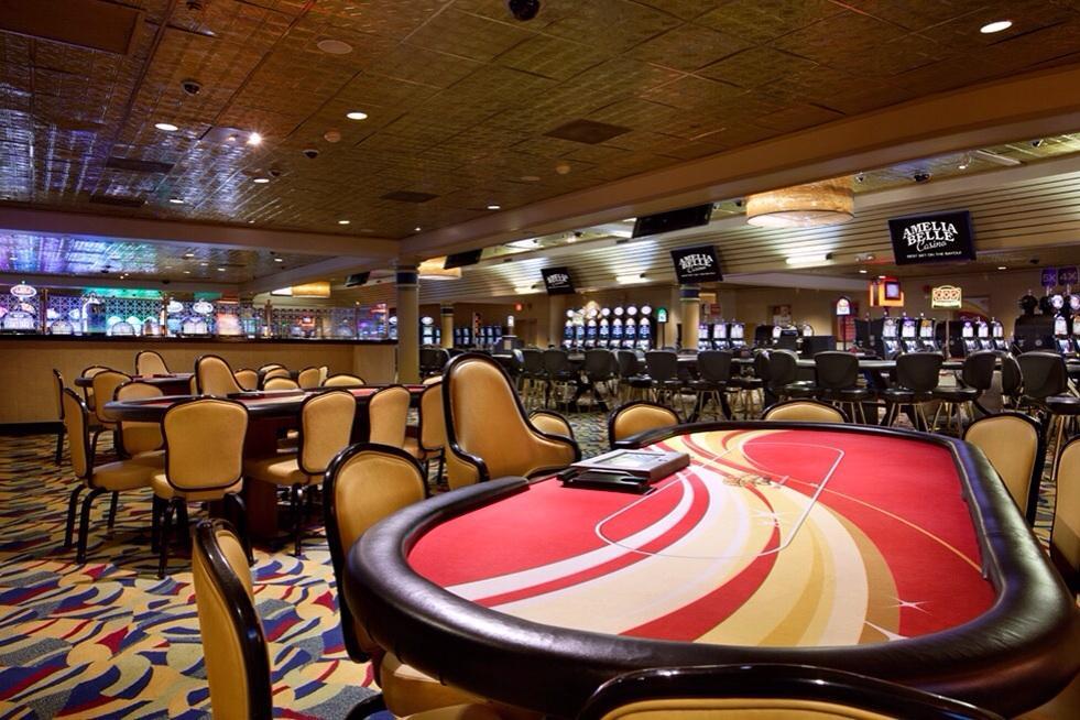 Amelia casino booker casino money online