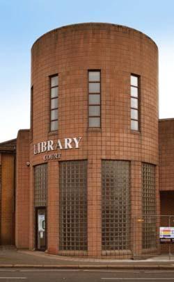 Ballyhackamore Library