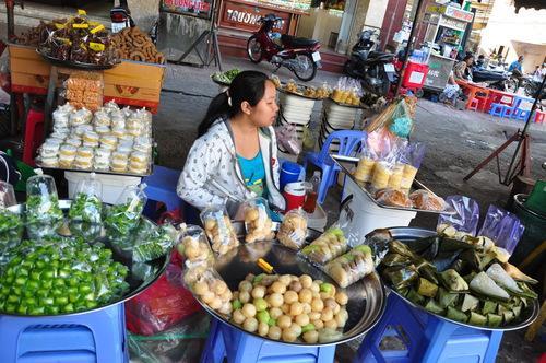 Chau Doc Covered Market