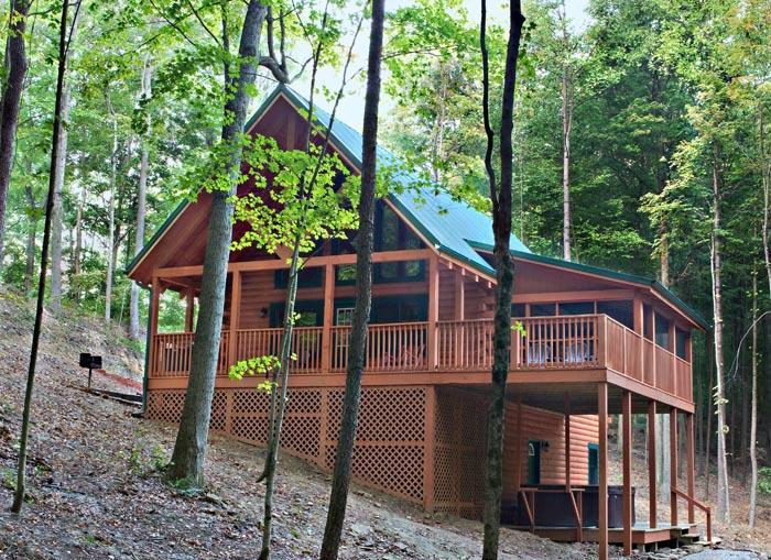 Hummingbird Hill, Ltd - Hocking Hills Cabins