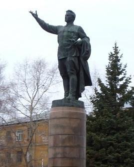 Sergey Mironovich Kirov Monument