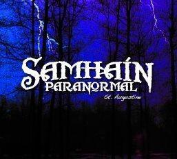 Samhain Paranormal St. Augustine