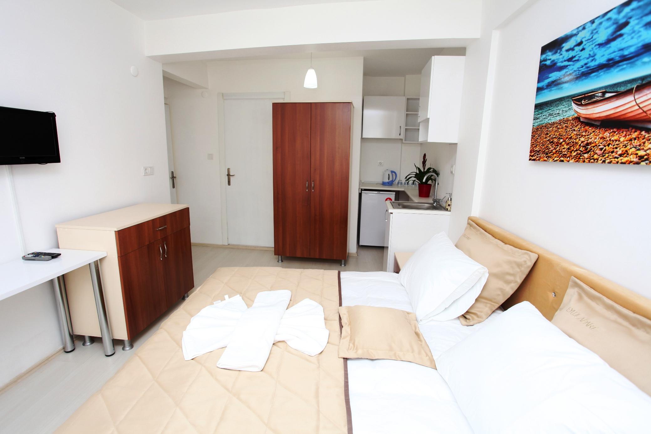 尼可拉波特公寓飯店