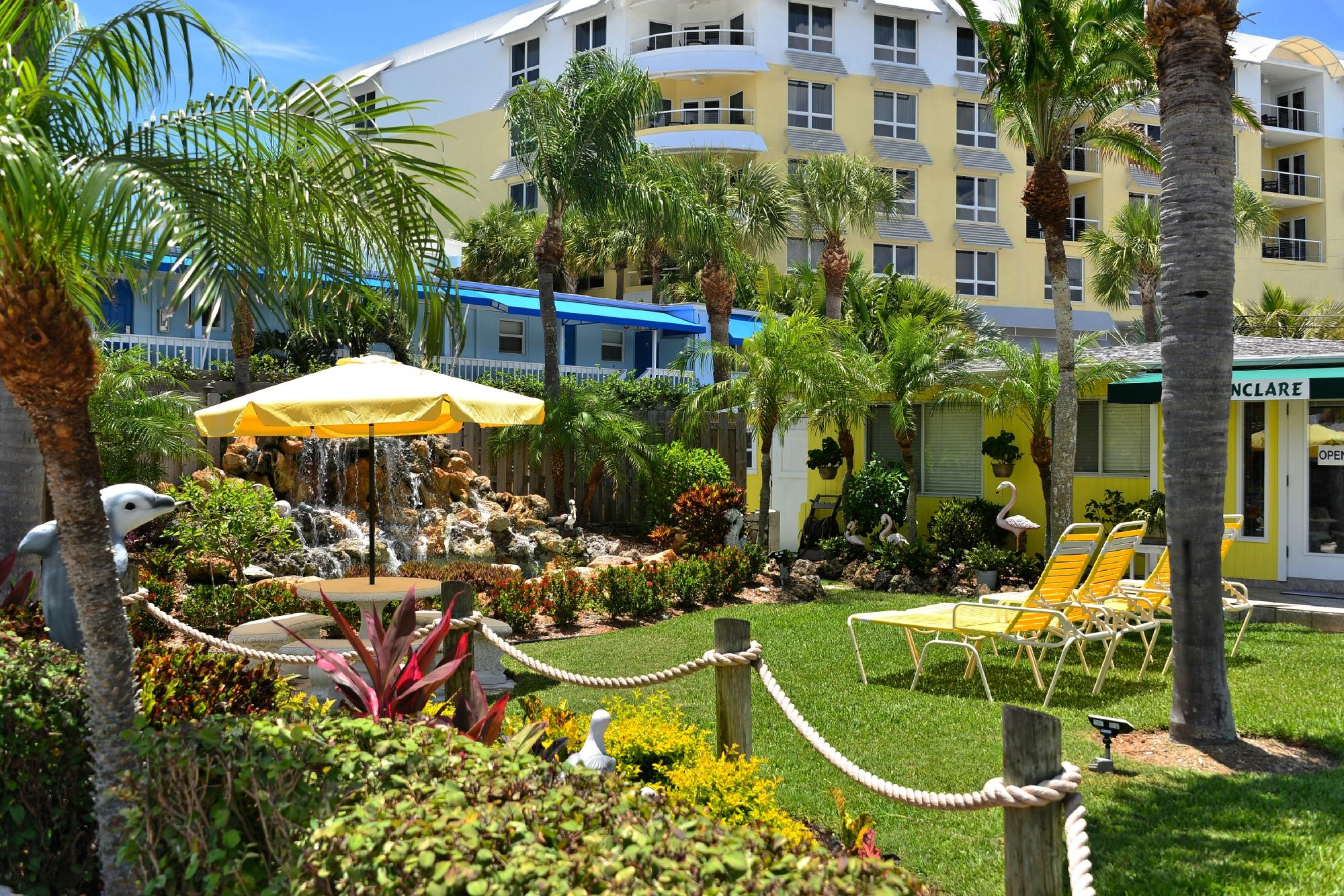conclare aman's beach resort (siesta key, fl) 2017 review - family