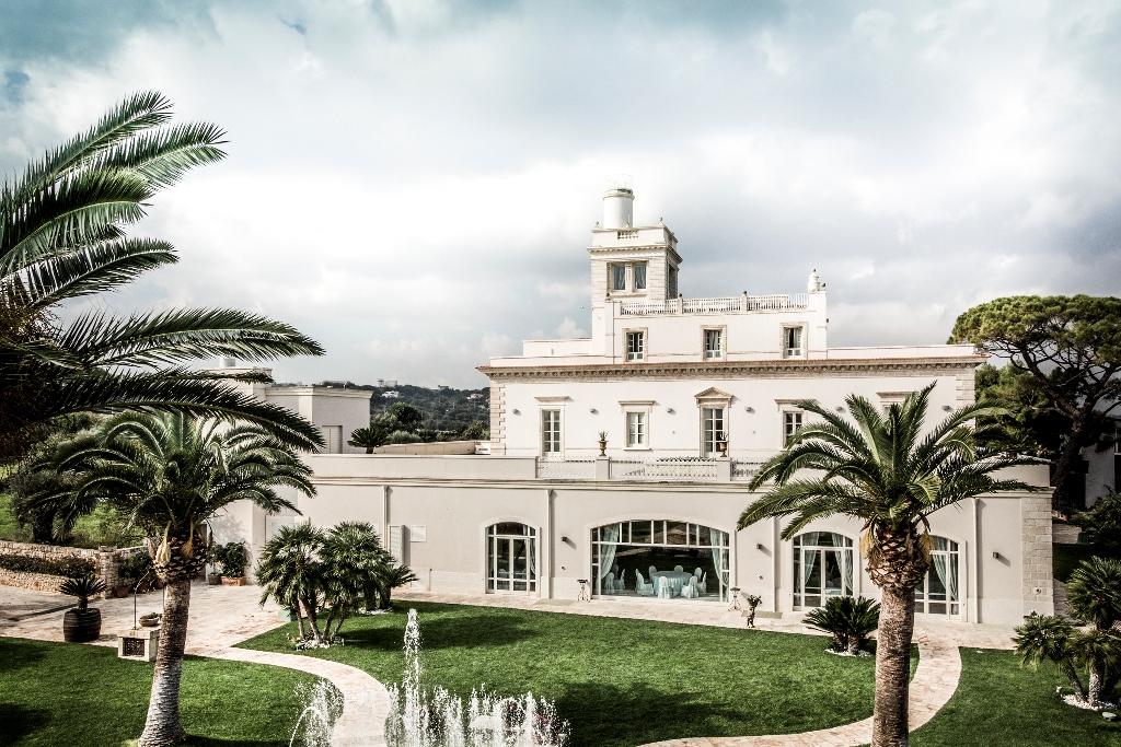 サン トンマソ ホテル