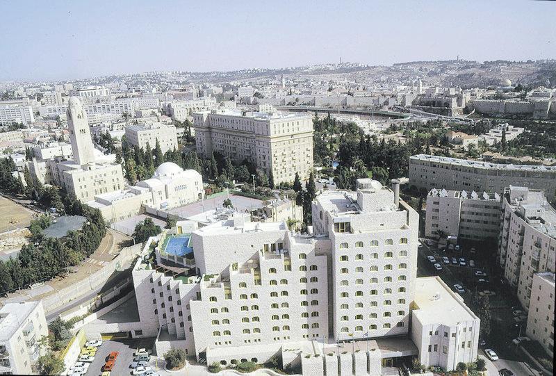 단 파노라마 예루살렘