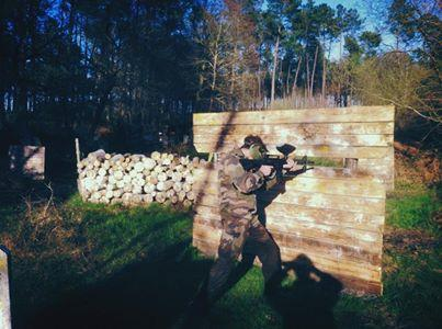 Paintball Landes