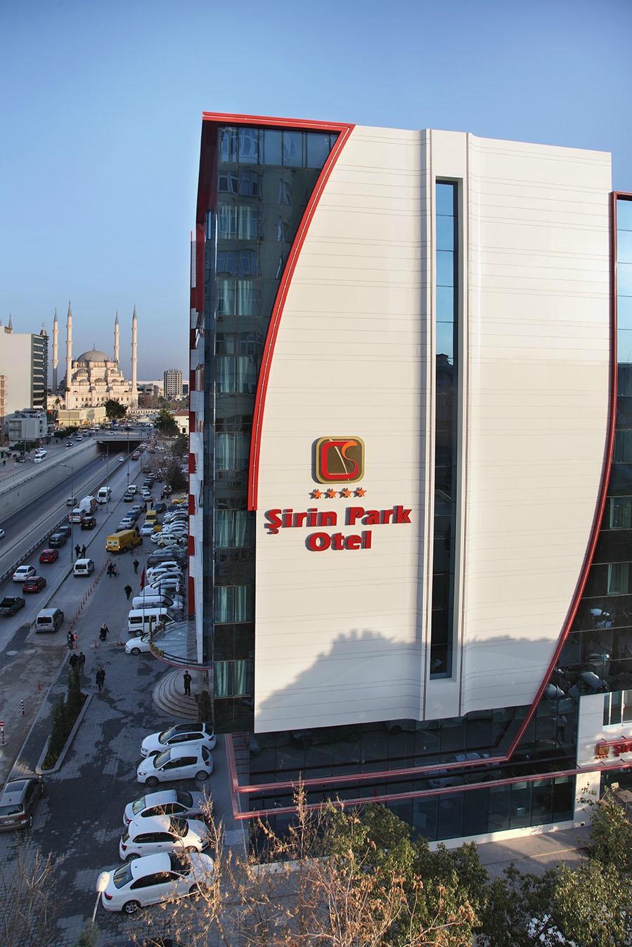 Sirin Park Hotel (Adana, Türkei) - Hotel-bewertungen ...