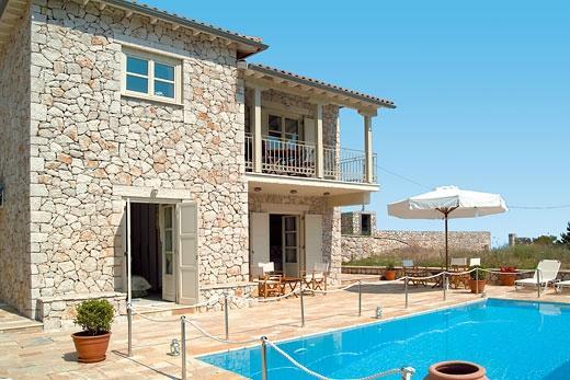 Mylos Seaview Luxury Stone Villas