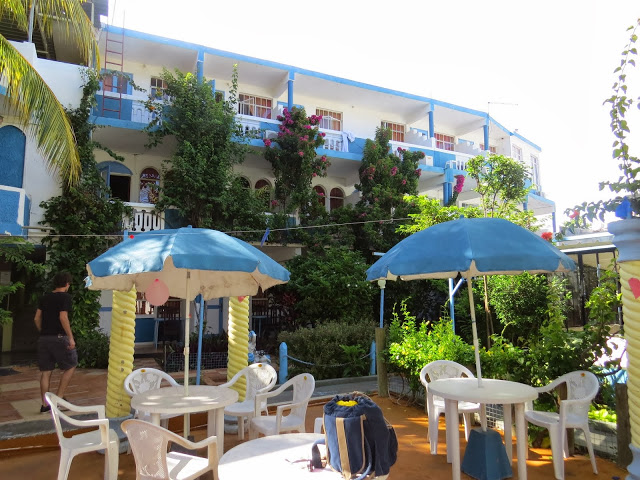 Sea Blue Hotel & Bungalows