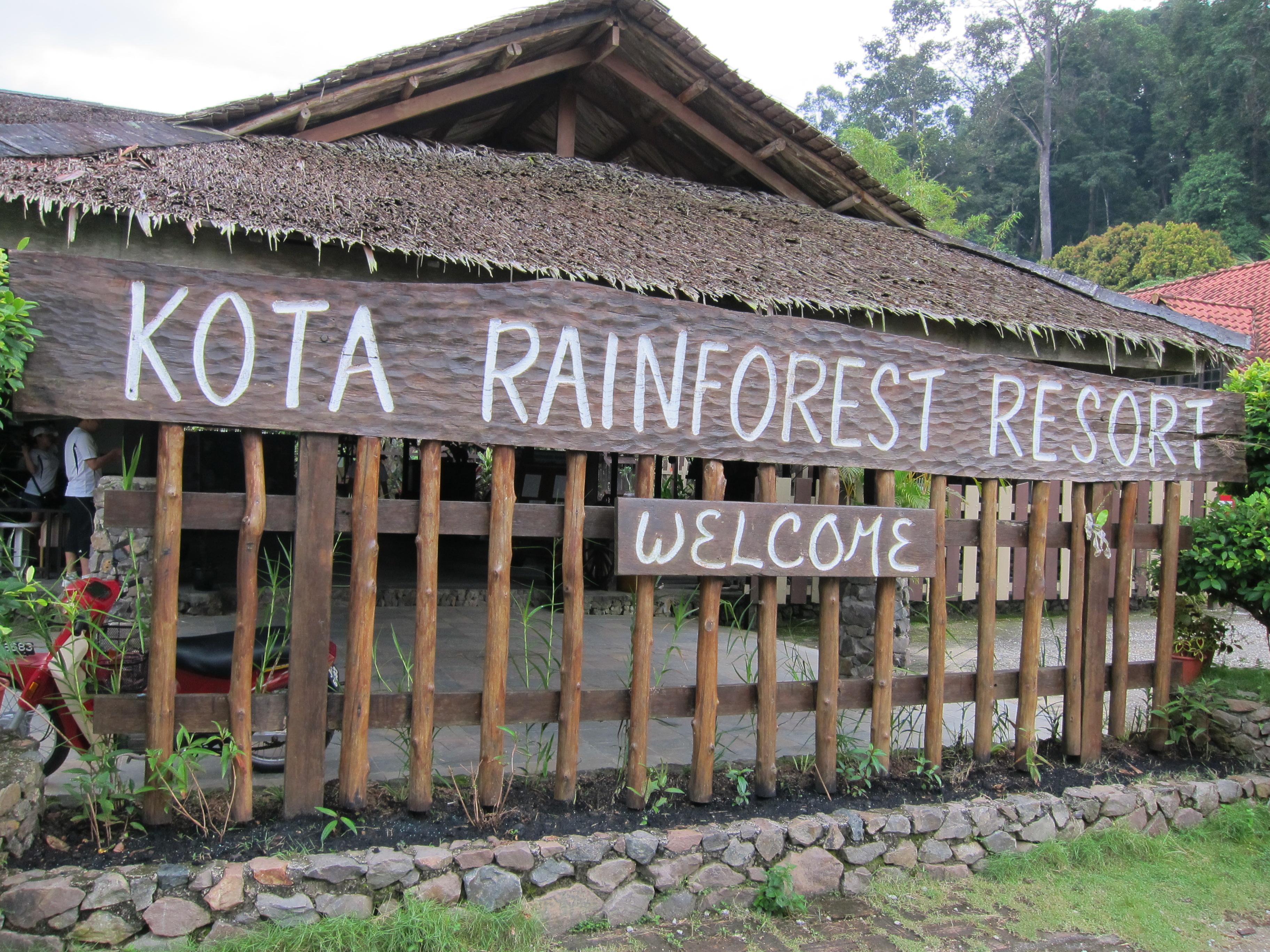 Kota Rainforest Resort