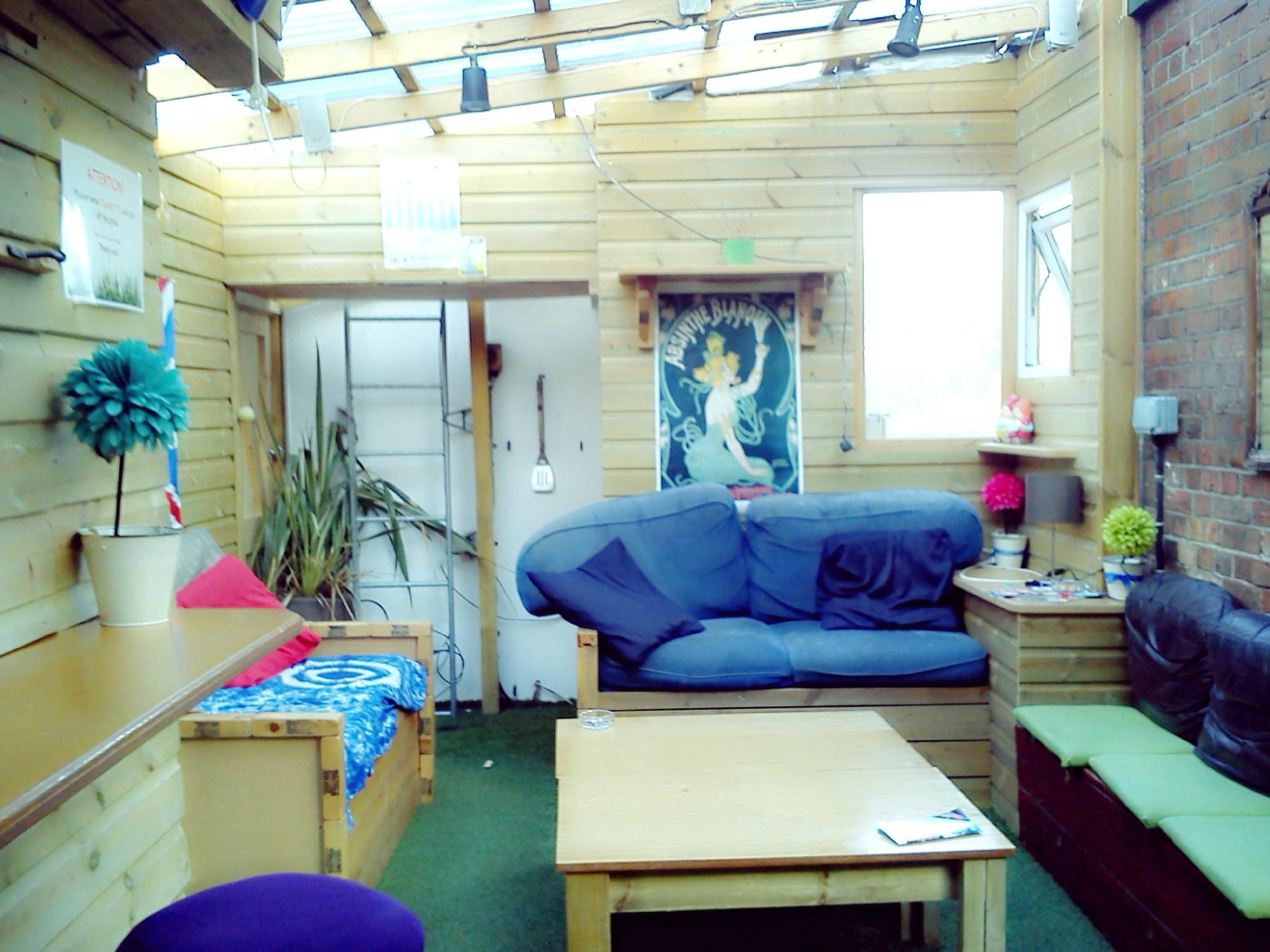 Central Backpackers Oxford