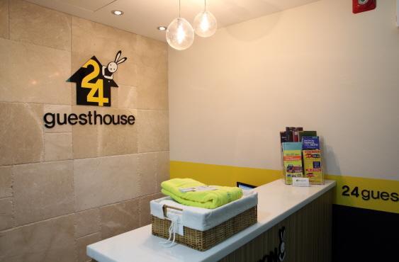 24guesthouse Gangnam Center