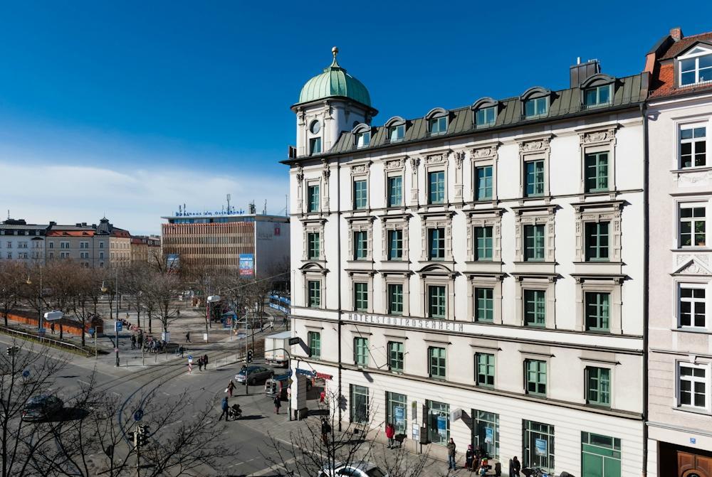 デザイン ホテル シュタット ローゼンハイム