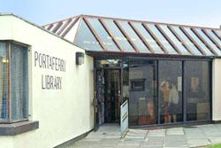 Portaferry Library