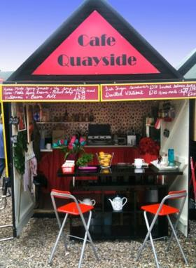 Cafe Quayside