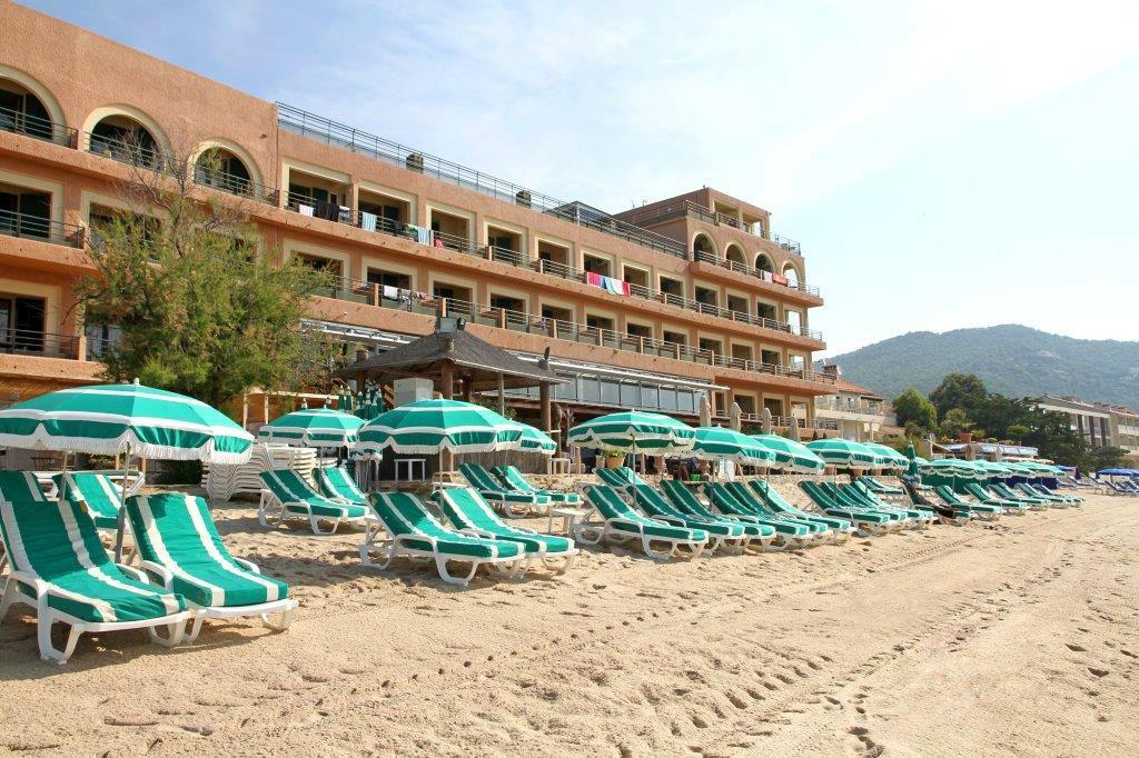 Hotel Ibersol Cavaliere Sur Plage